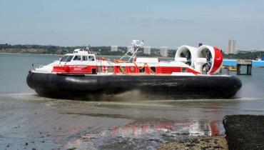 运输级气垫船的运输方式