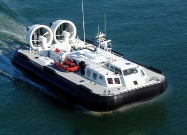 地效翼船的种类和特点